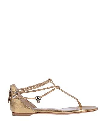 Sandals Footwear Alexander Toe Mcqueen Post wqfxPSfIA
