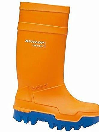orange Purofort Gummistiefel 38 C662343 Dunlop Eur Thermo Sicherheits FqAAzw