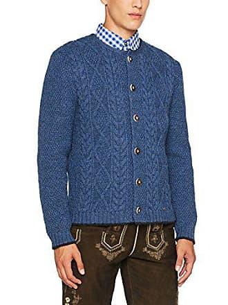 Azul Hombre 527 Fabricante Del Trachtenstrickjacke Para Giesswein jeans M Leander 52 talla q4IAgIxwBY