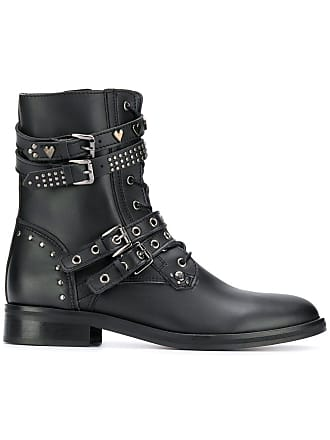 Trussardi Zip Trussardi Bottines Zip LatéralNoir à Bottines à PkTwZXiuO
