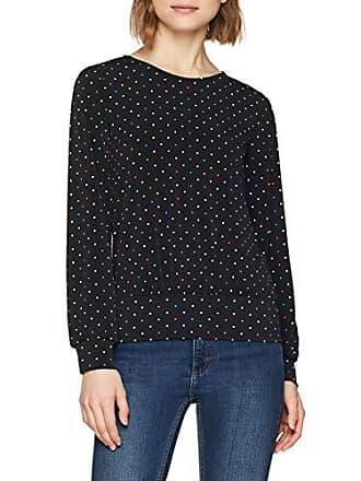Manga 36 Del Mujer De 8 Camiseta black Warehouse Spot Larga Multicolour Fabricante Para 76 talla v4RwIxq