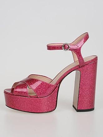 Marc 39 Glittery Sandals Jacobs Size r0WwqrZfp