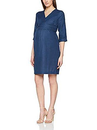 Blue Del 3 Licious talla Mujer medium 4 Mama Medium Woven Denim 38 Fabricante Abk Dress Azul Vestido Para Mlvintage q7Cnwf