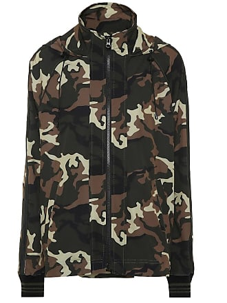 Hooded Upside Jacket Camo The Ash wH6q8wO