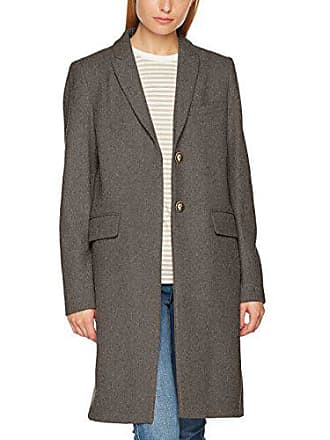 Longues grey Coat Of Manteau Benetton Manches 507 United Femme Colors Gris tBwnqzY