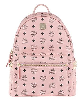 Stark Backpack Rosa Pink Smd Mcm Rucksack Soft d8Pdw