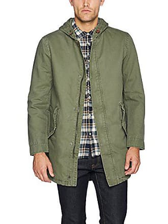 taille Heavy 12g Medium Blouson green Benetton Homme Jacket Vert HWAf7q7U
