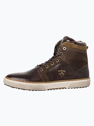 Herren Leder Sneaker Aus Beige Pantofola D'oro 1wqg7fS5