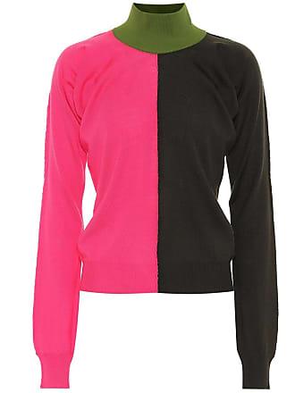 Marni Colorblock Marni Turtleneck Sweater Colorblock Wool rrdq5pxwP