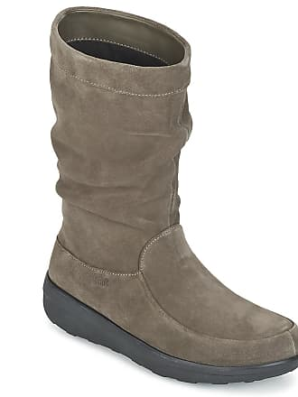Loaf Slouchy Suede Fitflop Boot Knee 5dIqqw6