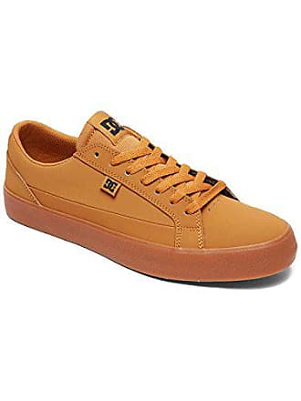 Lynnfield Dc We9 Skateboard Marron Chaussures De Eu Homme Wheat 43 nPagP7pW