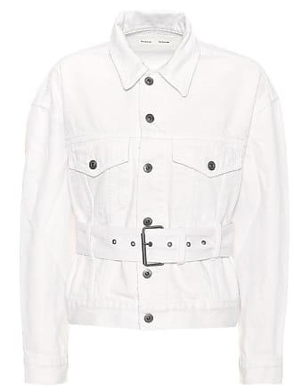 Cotton Proenza Proenza Jacket Schouler Schouler FFSt7qB