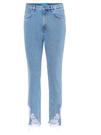 Mimi Jean Mih Slim Jeans Raccourci BEdxeoWQrC
