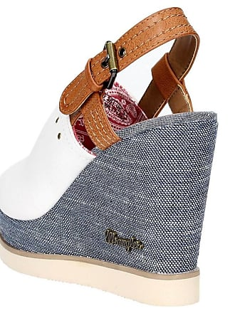 Wl171683 Femme Sandale Wl171683 Wrangler Femme Blanc Sandale Wrangler qz1fI