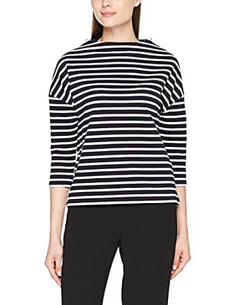 Blau Femme 899 oliver S 4800 navy 44 59g0 Sweat 04 Stripes shirt 41 EqS00x8wB