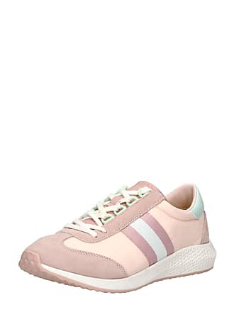 Roze Synthetisch Leer Sneakers Dames Tamaris nSEqxBw0ag