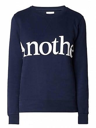 sweatshirt Another Weißem Label Mit Dunkelblaues Briggs Aufdruck M tqwgnqfr