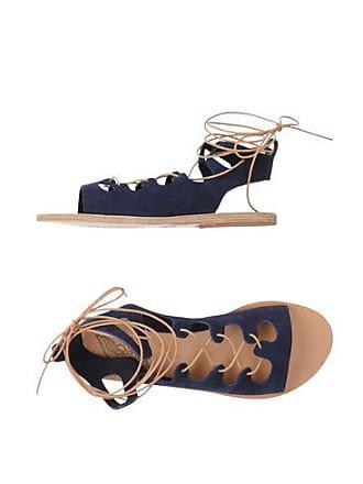 Con Calzado Cierre Greek Sandalias Ancient Sandals xfEq4AwI