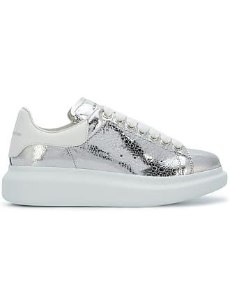 Alexander Mcqueen Low Métallisé Sneakers top wHrSRxq8w