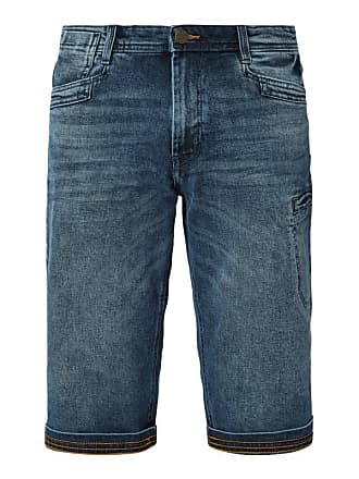 Relaxed Tailor Fit Washed Tom Jeansbermudas Stone 4SqUU