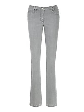 Madeleine Grijs Grey Dames M jeans FxrqFO