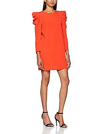 Miss Donna Prawn Rosso Rosso 38 Selfridge dress qgv7qwnTf