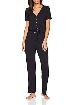 Fabricante 6018901 Look talla Button Pijama Through black Del Para Mujer 1 51 De Small Negro Conjuntos New xFpZtTqww