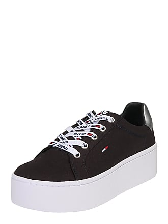 Mit Tommy Dunkelblau Plateau Sneaker Jeans ExEzUqYwnP