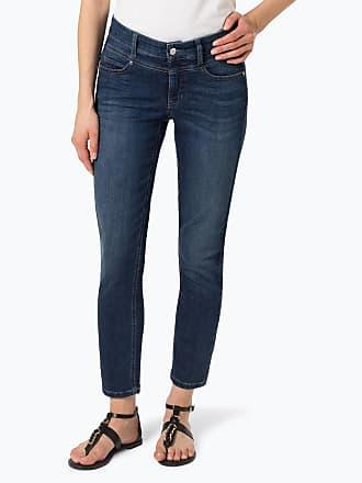 Damen Jeans - Posh blau Cambio