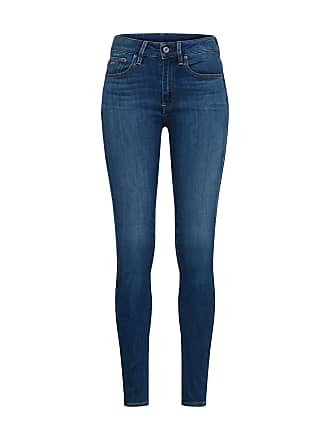 3301 High Skinny Jeans blau G-Star
