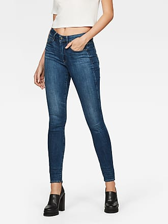 3301 High Waist Skinny Jeans G-Star