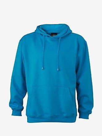 Mixte Nicholson Capuche Shirt Sweatshirt Turquoise Hooded Sweat James amp; À OwRxqg8T