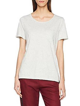 Maison Damen T-Shirt Basic Tee with Chest Pocket Scotch & Soda