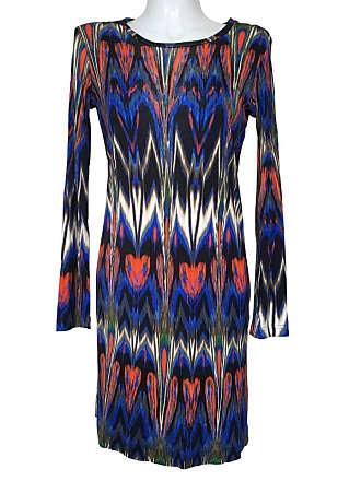 gebraucht - Kleid in Multicolor - M - Damen - Bunt / Muster - Viskose Missoni