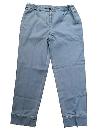 gebraucht - Jeans - DE 34 - Damen - Blau - Baumwolle Miu Miu