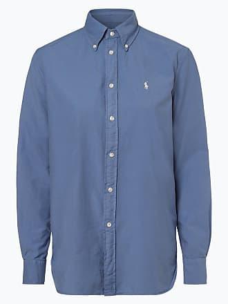 Damen Bluse - Relaxed Fit blau Polo Ralph Lauren