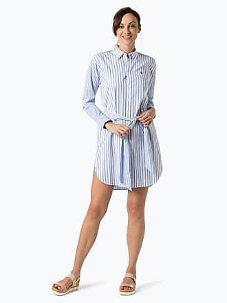 Damen Kleid blau Polo Ralph Lauren
