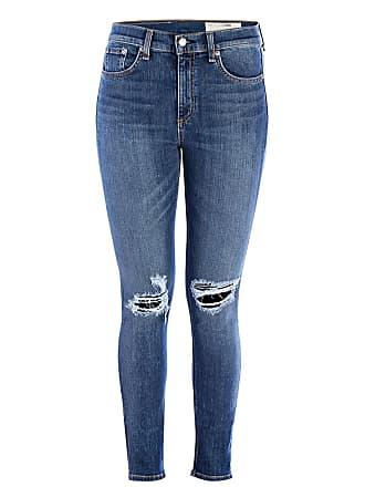 Skinny-Jeans BONNIE - BLAU Rag & Bone