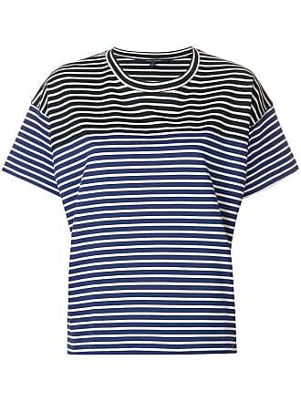 T-Shirt mit Streifen - Schwarz Sofie D´hoore