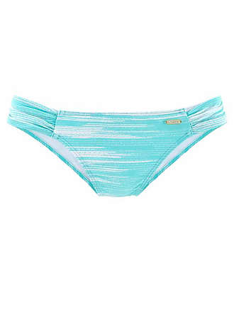 Bikini-Hose Physical türkis / weiß Sunseeker