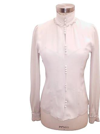 gebraucht - Bluse aus Seide - DE 32 - Damen - Andere Farbe - Seide Valentino
