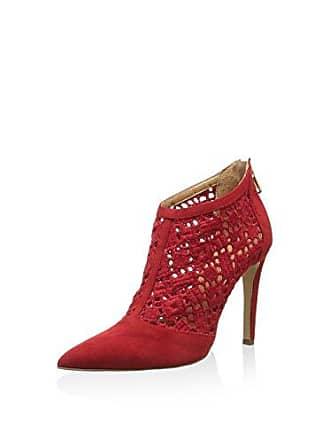 Rojo Settesere 37 Eu Abotinados Zapatos qCwRxECA8
