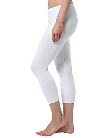 S talla Fabricante Small Berydale Del Blanco 8 Capri Largo Leggings Mujer 7 wRPqa8