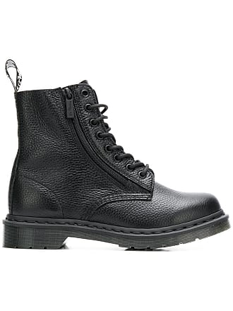 1460 Noir Side Zip Boots Pascal Martens Dr 1wqY55