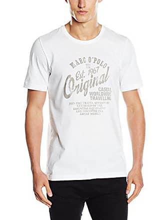Hombre De amp; O'polo weiss Large 100 Pijama Beach Blanco Para Marc 154521 Top Body BSqYxz1