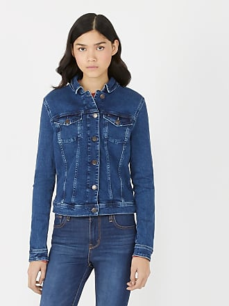 Bleu Hilfiger Jeans Ligne Tommy Jean Veste Classique nxY611qw8f