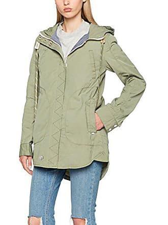 Vert pistach Jacket 46 306 Washed Femme Nylon Khujo Blouson Navassa nWqBAYq1w