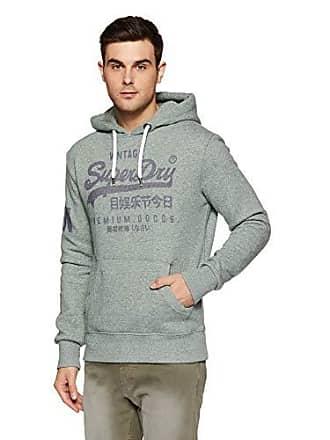 Superdry large 2xl Hombre Del Para Hood Grit Xx Premium cloverfield Goods Verde Rg7 talla Green Fabricante Suéter rXnarxR7qA