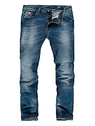 Tapered W36 l32 Del 613 5803 Used Garcia talla Fabricante Hombre Para Vaqueros 5803 Jeans 32 36 medium Azul w7FFZxqOX5