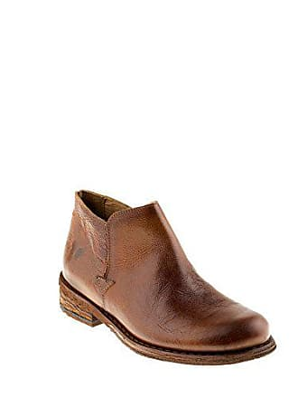 37 Felmini Gredo Braun Eu Leder Lässige Schuhe Damen Verlieben Echtes Size Stiefel A945 qq1wvaBr